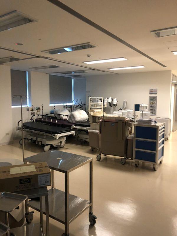 台北搬家案例.台北醫學大學庫房整理文件資料搬運8