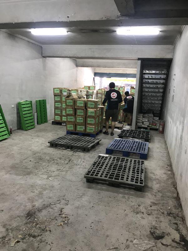 台北醫學大學庫房文件整理搬運善後清潔2