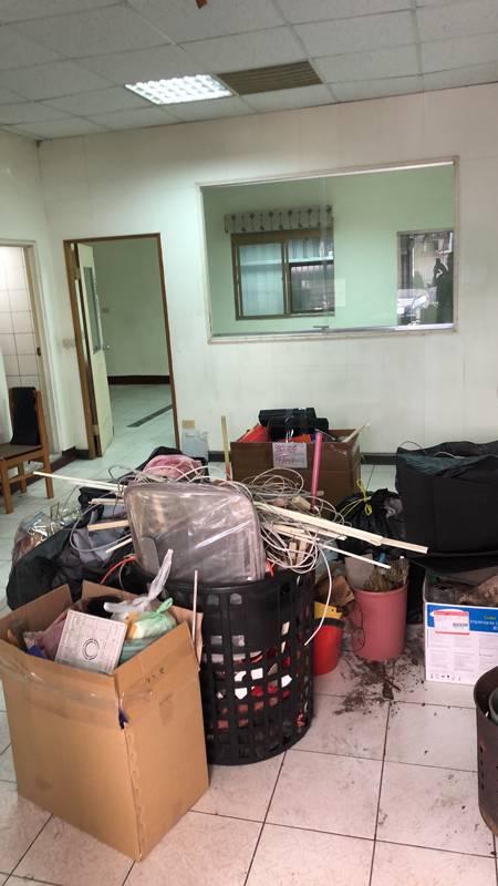 桃園市搬家案例.桃園新屋廠房清潔-垃圾清運處理9