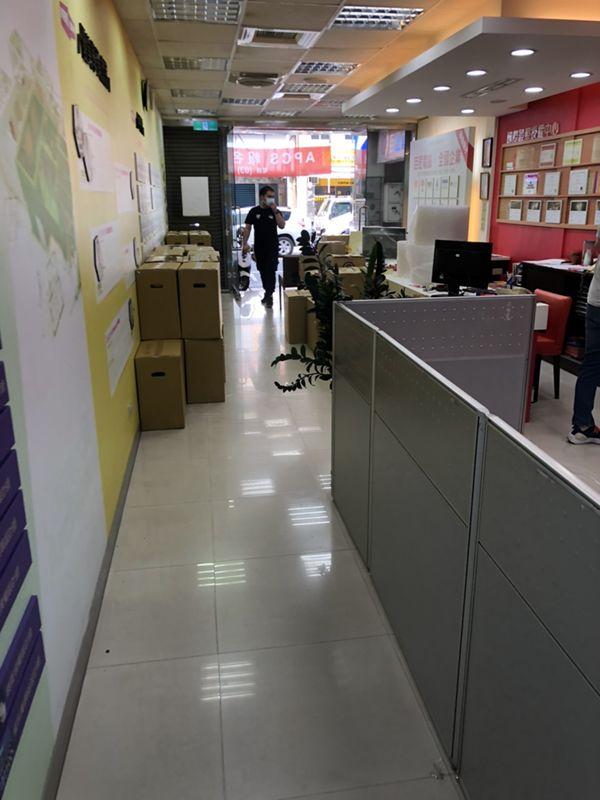 宜蘭市搬家案例.宜蘭巨匠電腦撤點,家俱物件等分別搬運至其他縣市據點5