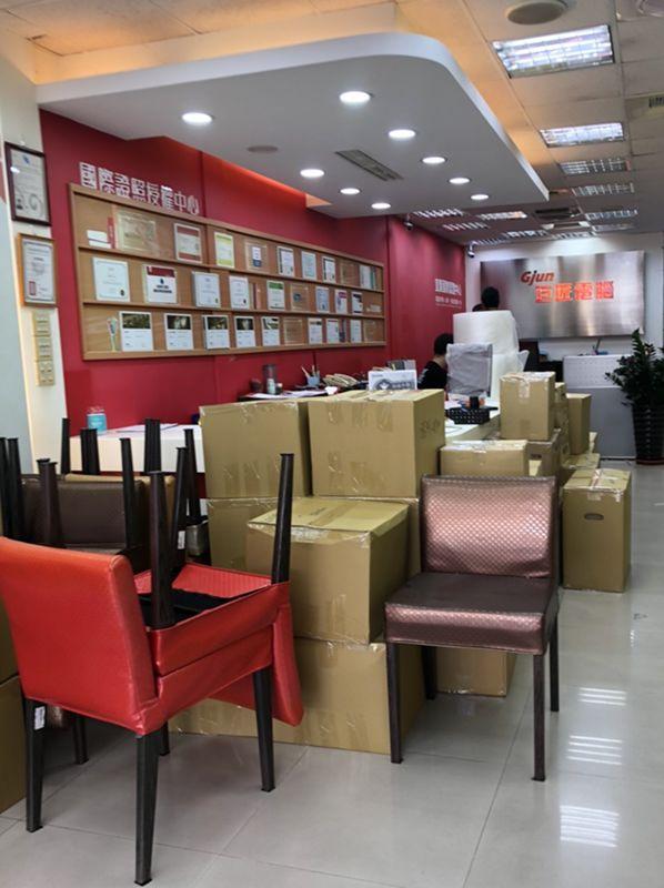宜蘭市搬家案例.宜蘭巨匠電腦撤點,家俱物件等分別搬運至其他縣市據點7