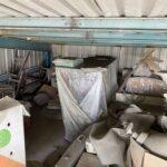 清運廢棄物,鐵皮屋共2層,三台車次