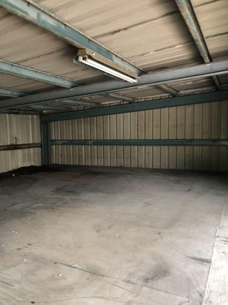 桃園市龜山區搬家案例.清運廢棄物,鐵皮屋共2層,三台車次8