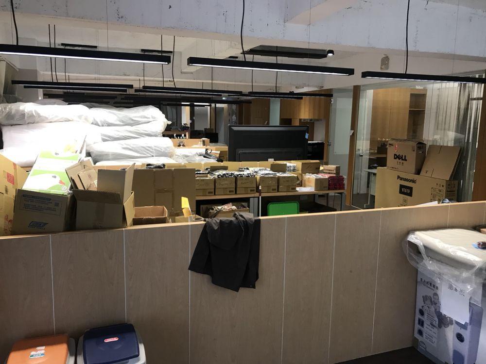 台北市松山區大安區搬家案例.數位娛樂公司辦公室搬遷5
